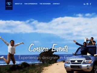 Corsica Events