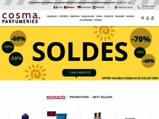 Votre boutique beauté sur internet