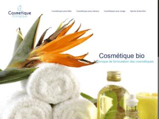 Détails : Cosmétique biologique, être belle et bio !