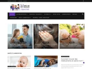 Visitez régulièrement le magazine pour parents du blogue cote-parents.com