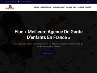 Côté Enfants - agence spécialisée dans la garde d'enfant