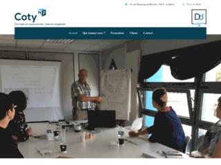 Détails : Coty MP: formation en communcation d'entreprise
