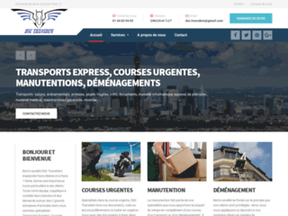 Détails : Société de coursiers à Paris