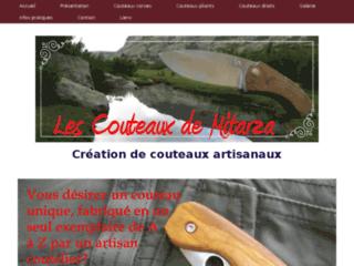 Les couteaux de Mitarza