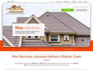 Couverture toiture à Saline et Caen