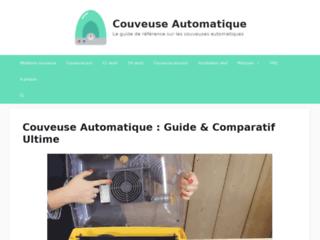 Détails : Le guide de référence sur les couveuses automatiques