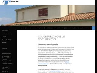 Couverture de toiture sur Nimes et Montpellier