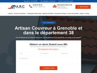 Détails : Votre couvreur à Grenoble et dans le département 38