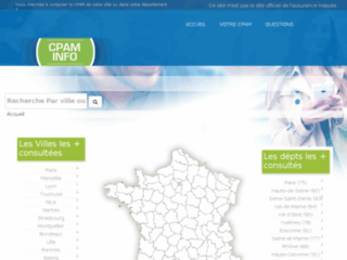cpam france