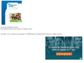 Caisse Primaire Assurance Maladie Hauts-de-Seine : sur http://www.cpam92-si.com/