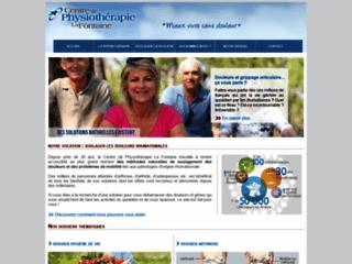 Le Centre de Physiothérapie La Fontaine