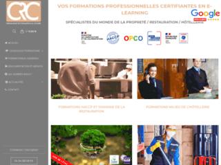 Détails : Centre de formation professionnelle en e-learning