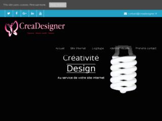 Détails : Créa Designer