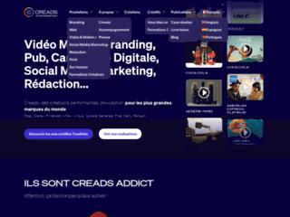 Creads.org , concours de design