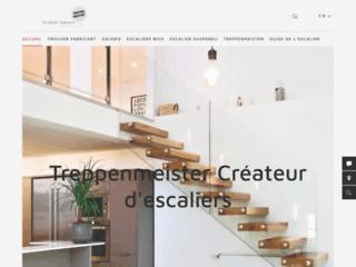 Détails : Escalier design