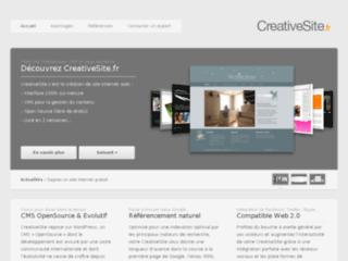 http://www.creativesite.fr/