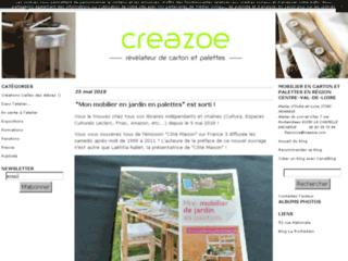 CréaZoé - Mobilier en carton respectueux de l'environnement