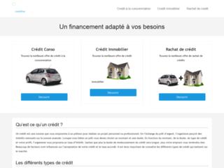 Credifina : le comparatif de crédit pour économiser sur votre prêt