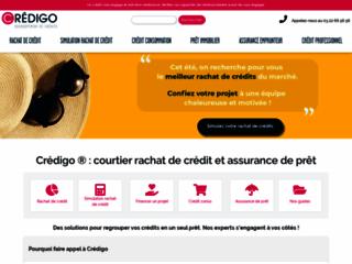 Regroupement de crédit Crédigo