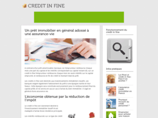 Credit-in-fine.fr/