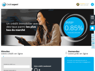 Courtier immobilier - Credit Expert