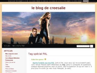 Le blog de Creesalie