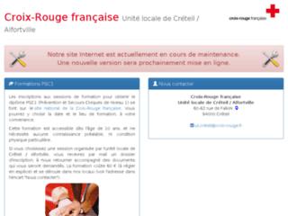 Croix Rouge fran�aise d�l�gation locale de Cr�teil