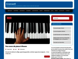 Détails : www.cromwell.fr
