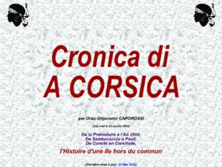 Cronica di a Corsica
