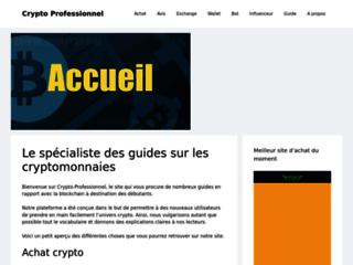 Crypto Professionnel