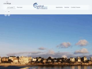 Hôtel Crystal à Dinard