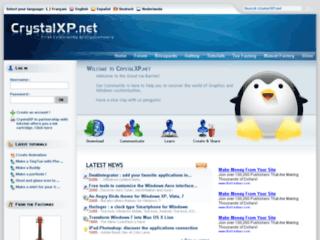 Info: Scheda e opinioni degli utenti : CrystalXP.net - Download Gallery - Icone, Sfondi, Temi e molto altro ancora