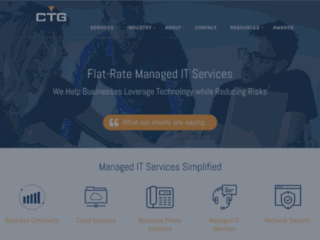 Cloud Service Consulting Dallas - CTG Tech