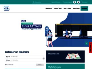 Compagnie des transports de la région Lorientaise