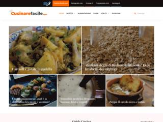 Cucinarefacile.com - Ricette veloci, Cucinare Facile, Ricette di cucina