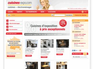 site e commerce d 39 achat de cuisine d 39 exposition et rangement vitr. Black Bedroom Furniture Sets. Home Design Ideas