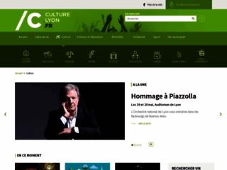 Portail Culture de Lyon