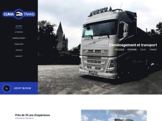 Détails : Transport de marchandises en Belgique