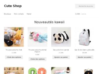 Boutique kawaii Cute Shop