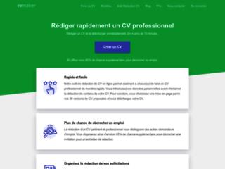 Détails : CV Maker, outil efficace pour la rédaction de vos CV