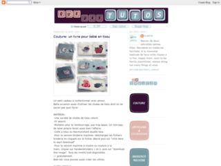 Blog de tutoriaux couture et artisanat