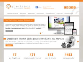 Site web et référencement à Besançon ou Pontarlier, dans le Doubs