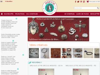 Cyberperles, la boutique des perles du monde