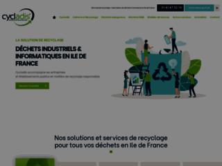 Détails : Recyclage ordinateur & recyclage informatique