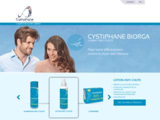 Soins des cheveux Cystiphane Biorga