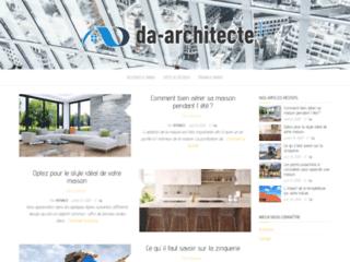 Portail pour décoration, architecture et immobilier