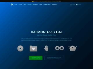 DAEMON Tools Lite: Monta file immagine ISO, MDX, .. (Gratis Free)