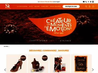 chocolat de Haguenau