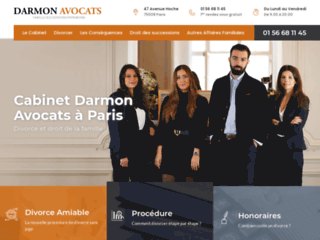 Cabinet d'Avocat en divorce à Paris