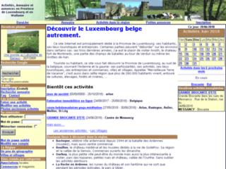 Capture du site http://www.darut.be